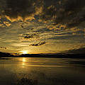 Queen Charlotte-haida Gwaii-sunset-1 by Evan Spellman