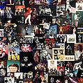 Queen Collage by Taylan Soyturk