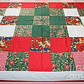 Quilt Christmas Blocks by Barbara Griffin