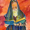Rabbi I by Dawnstarstudios