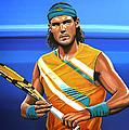 Rafael Nadal by Paul Meijering