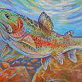 Rainbow  by Jenn Cunningham