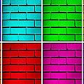 Rainbow Walls by Semmick Photo