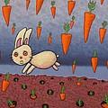 Raining Carrots by James W Johnson
