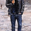 Rainy Day #23 Print by Emerico Imre Toth