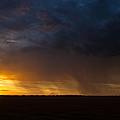 Rainy Sunset  by Brandon  Ivey