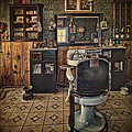 Randsburg Barber Sho...