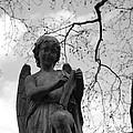 Reading Angel Print by Jennifer Lyon