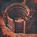 Red Arena by Mark Howard Jones
