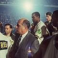 Red Auerbach Boston Celtics Legend by Retro Images Archive