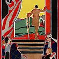Red Cross Poster, 1919 by Granger