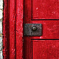 Red Door by Steven  Michael