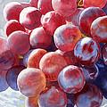 Red Grape Essence by Sharon Freeman