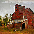 Red Mill Montana by Marty Koch