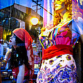 Reflections In The Life Of A Mannequin by Colleen Kammerer