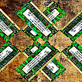 Refresh My Memory - Computer Memory Cards - Electronics - Abstract by Andee Design