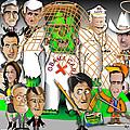 Republicans Net Frankenstein Monster by Dan Youra