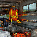 Rescue - Emergency Squad  by Mike Savad