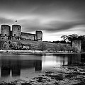 Rhuddlan Castle by Dave Bowman