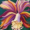 Ribbon Orchid by Carol Sabo