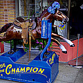 Ride The Champion by Garry Gay