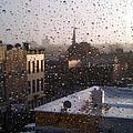 Ridgewood Wet With Rain by Mieczyslaw Rudek Mietko
