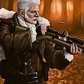 Rifleman by Mark Zelmer