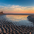 Ripples In The Sand by Debra and Dave Vanderlaan