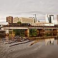 River Structures13 by Susan Crossman Buscho