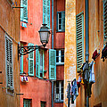 Riviera Alley by Inge Johnsson
