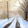 Road To The Ice House by Jack Skinner
