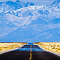 Road To The Mountains by Alexis Birkill