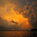 Roar Of The Heavens by Terri Gostola