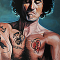 Robert De Niro In Cape Fear by Paul Meijering