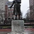Robert Morris Financier of the American Revolution Print by Bill Cannon