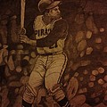 Roberto Clemente by Christy Saunders Church