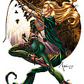 Robyn Hood 01h by Zenescope Entertainment