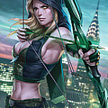 Robyn Hood Wanted 01a by Zenescope Entertainment