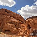 Rock Formations Valley Of Fire by Jane Rix