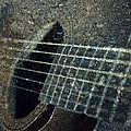 Rock Guitar by Photographic Arts And Design Studio
