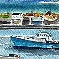 Rockport Harbor by Scott Nelson