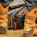 Rodeo Cowboy Tools Of The Trade by Miki  Finn