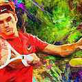 Roger Federer by RochVanh
