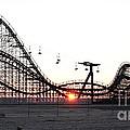 Roller Coaster by John Rizzuto