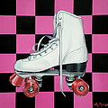 Roller Skate by Anthony Mezza