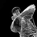 Ron Santo - H O F by David Bearden