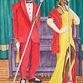 Roosevelt And Lola by Rhonda Leonard