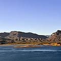 Roosevelt Lake Arizona by Christine Till