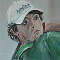 Rory Mcilroy by John Halliday