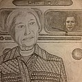 Rosa Parks Imagined Progress Print by Irving Starr
